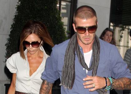 Victoria et David Beckham lancent leur propre vin ?