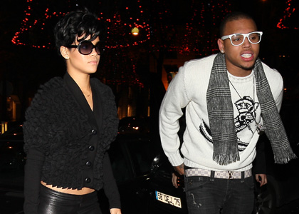 Rencontre rihanna chris brown