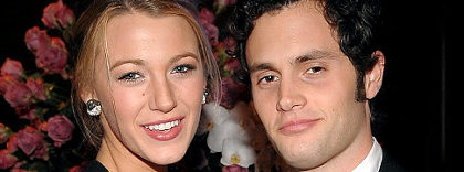 Blake Lively Penn Badgley rupture