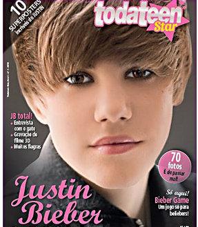 Justin Bieber maquillé Todteen Star Photo