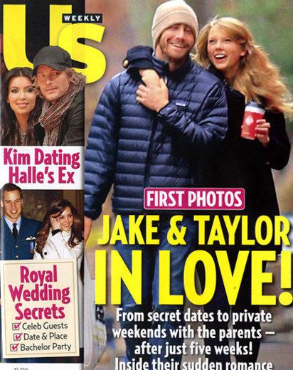 Taylor Swift Jake Gyllenhaal Photo