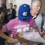 Selena Gomez et Justin Bieber en Indonésie