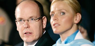 Albert II de Monaco et Charlene Wittstock en colère