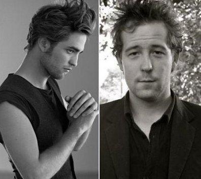Robert Pattinson Marcus Foster