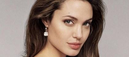 Angelina Jolie en toute discrétion au Touquet