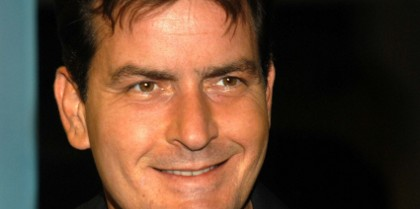 Charlie Sheen et Chuck Lorre entente