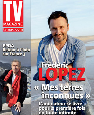 Frédéric Lopez fantasme sur Christine Ockrent