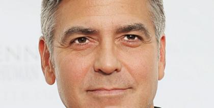 George Clooney opéré avec succès du coude