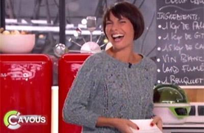 Alessandra sublet en a fini avec sa coupe gar onne for Coupe de cheveux julie andrieu