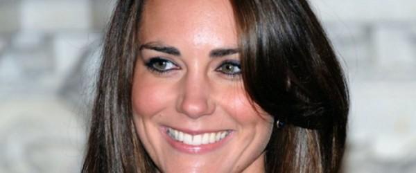 Kate Middleton saluée par Karl Lagerfeld