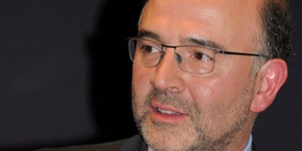 Pierre Moscovici officialise sa relation avec Marie-Charline Pacquot