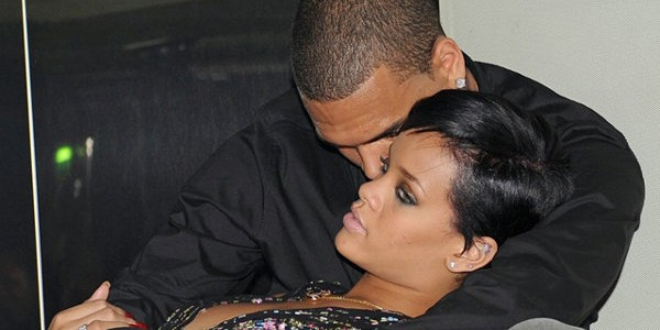 Rihanna, avec Chris Brown, c'est purement amical