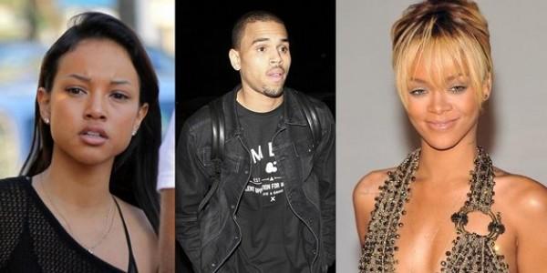 Karrueche Tran titille encore Rihanna avec Chris Brown