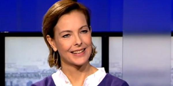 Carole Bouquet blessée chez Alessandra Sublet