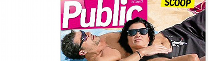 Jenifer en couple avec Thierry Neuvic selon Public
