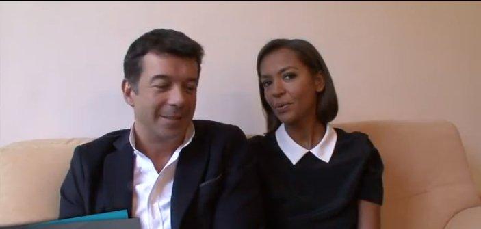 Karine le marchand et son prince leur nid d 39 amour trouv - Stephane plaza et son mari ...