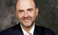 Pierre Moscovici et Marie-Charline Pacquot operation com
