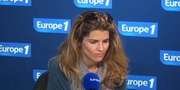 Alice Taglioni «oublie» Laurent Delahousse avec Kad Merad (photo)