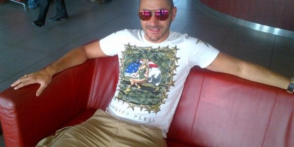 Karim Benzema Et Chlo      Bient  T    Install  S    Londres