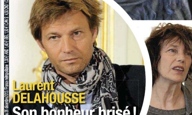 Laurent delahousse une vie bris e cause d 39 alice taglioni dans france dimanche - Laurent bignolas et son epouse ...