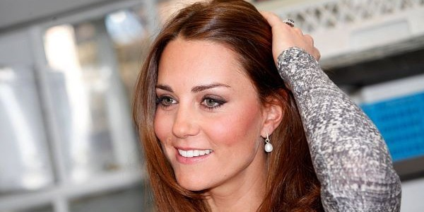 Boucles d'oreilles de kate middleton