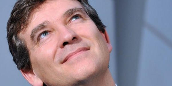 Arnaud Montebourg Silex and the City