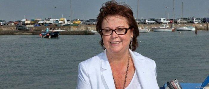 Christine Boutin Valerie Trierweiler