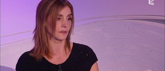 Clotilde Courau bon vin