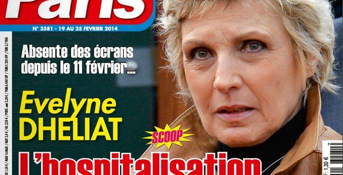 Velyne dh liat une hospitalisation d 39 urgence dans ici paris - Quel age a evelyne dheliat ...