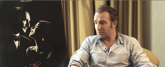 Jean dujardin en couple avec fr d rique bel for Jean dujardin couple 2014