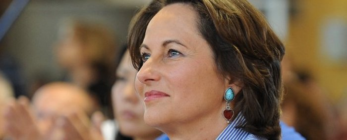 Segolene Royal Dominique Besnehard