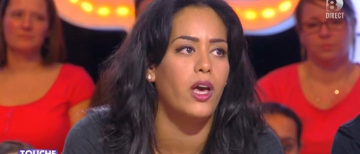 Amel Bent Laurent Ruquier