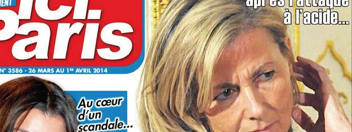 Claire Chazal agression Ici Paris