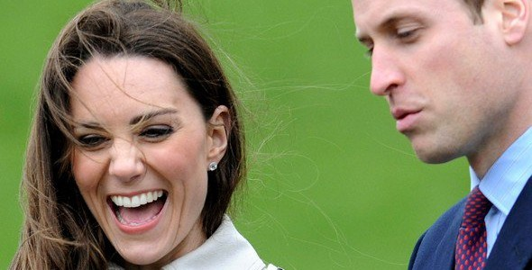Kate Middleton aux Maldives coup pression William