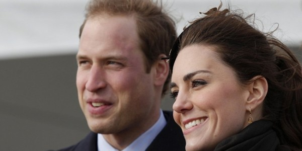 Kate Middleton et William au Bunga Bunga