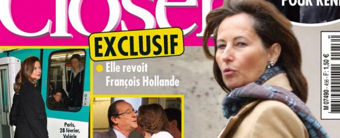 Segolene Royal François Hollande retrouvailles secretes