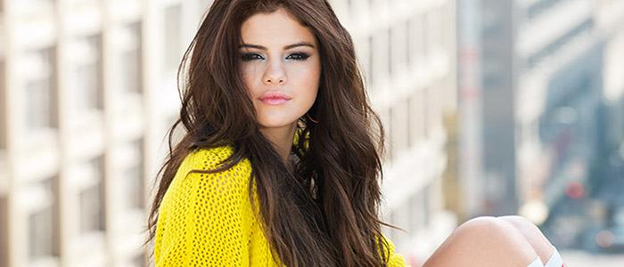 Selena Gomez pression