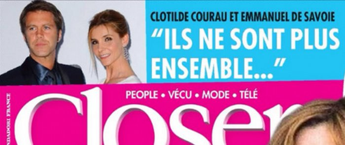 Clotilde Courau Emmanuel-Philibert plus ensemble