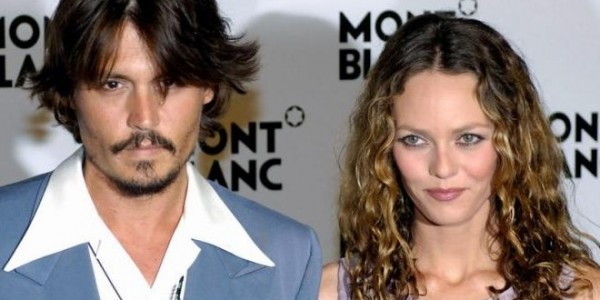 Johnny Depp immature Vanessa Paradis