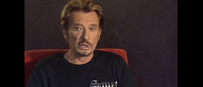 Johnny Laeticia Hallyday bisou