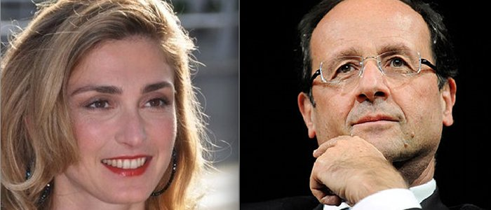 Julie Gayet François Hollande Pierre Perret