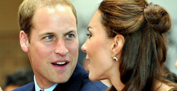 Kate Middleton William leur fils futur rugbyman