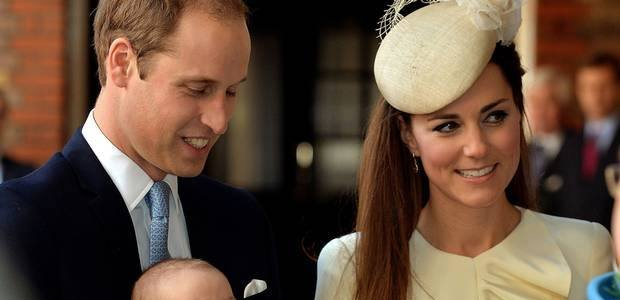 Kate Middleton george commandes enfants