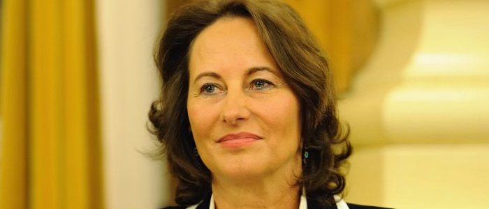 Segolene Royal decolletes ministere