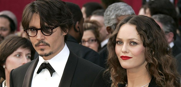 johnny depp vanessa rencontre