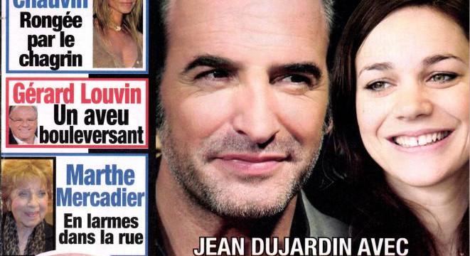 Nathalie p chalat une vie compliqu e avec jean dujardin for Jean dujardin et sa nouvelle copine
