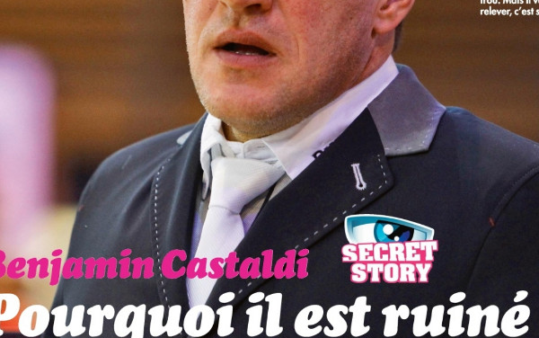 Benjamin Castaldi, pourquoi est-il ruiné