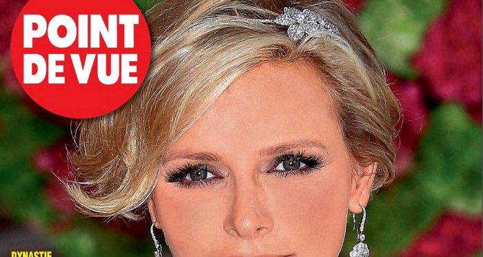 Charlene de Monaco enceinte de jumeaux