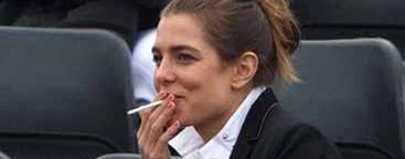 charlotte cassiraghi cigarette