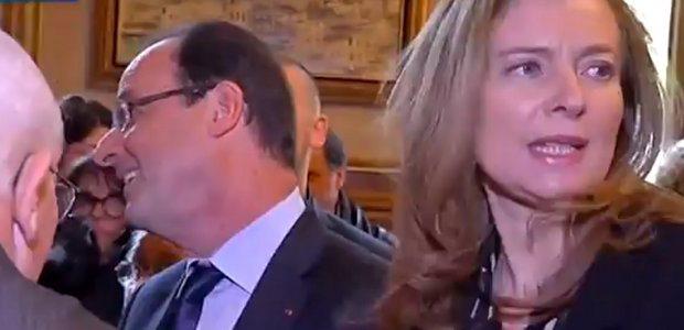 Valérie Trierweiler Vs François Hollande, Philippe Torreton